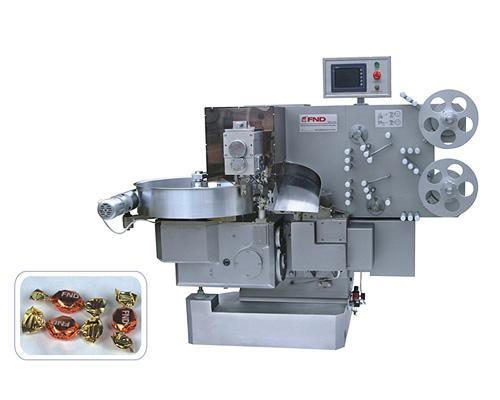 Double-twist Candy Packing Machine
