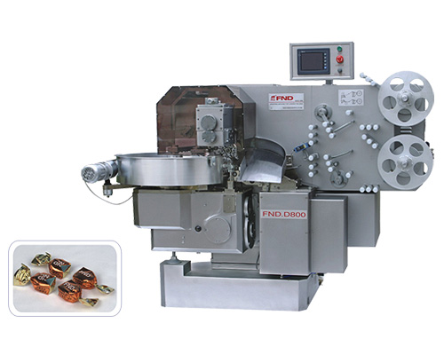 Single-Twist Candy Packaging Machine